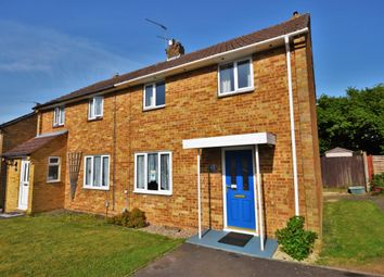 Thumbnail 2 bed semi-detached house for sale in Oakridge, Basingstoke