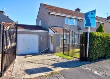 2 bed semi-detached house for sale in Ivanhoe Road, Thurcroft, Rotherham S66