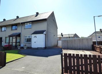 Thumbnail 2 bed end terrace house for sale in Drummond Road, Annan, Dumfries And Galloway