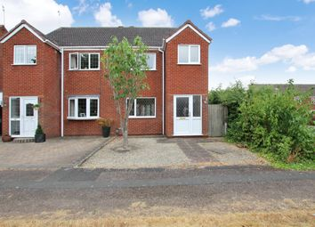 Thumbnail 3 bed end terrace house for sale in Hopyard Lane, Redditch