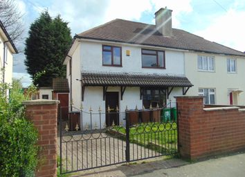 Thumbnail 3 bed semi-detached house to rent in Melford Road, Wollaton, Nottingham