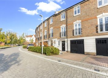 Thumbnail 4 bed terraced house for sale in The Crescent, Mere Road, Dunton Green, Sevenoaks