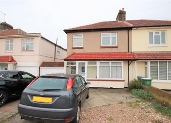 Thumbnail 3 bed semi-detached house for sale in Barnehurst Road, Bexleyheath