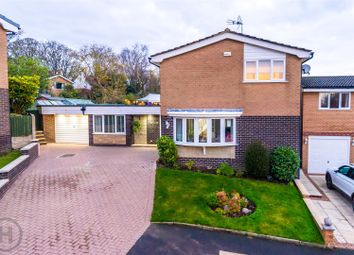 Thumbnail 4 bed detached house for sale in Hilltop, Atherton, Manchester