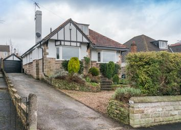 Thumbnail 4 bed detached bungalow for sale in Baslow Road, Totley Rise, Sheffield