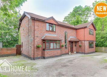 Thumbnail 4 bedroom detached house for sale in Elfed Drive, Buckley