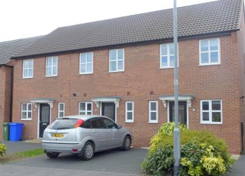 Thumbnail 2 bedroom semi-detached house to rent in Blackshale Road, Mansfield Woodhouse, Mansfield
