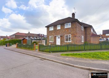 Thumbnail 4 bed end terrace house to rent in Lemsford Court, Borehamwood