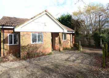 Thumbnail 2 bedroom detached bungalow for sale in Micklands Road, Caversham, Reading