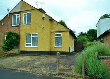 Thumbnail 2 bed semi-detached house for sale in Herrick Road, Knighton Fields, Leicester