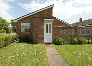Thumbnail 3 bed detached bungalow for sale in Kendal Green, Felixstowe, Suffolk