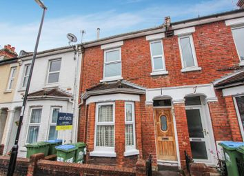 Thumbnail 3 bed terraced house for sale in Sydney Road, Shirley, Southampton