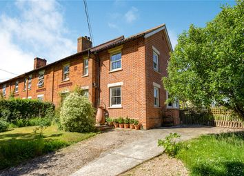 Thumbnail 3 bed end terrace house for sale in Frogs Hall Road, Lavenham, Suffolk
