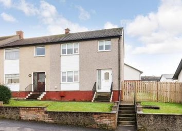 Thumbnail 3 bed end terrace house for sale in Fernhill Road, Rutherglen, Glasgow, South Lanarkshire