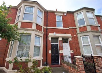 Thumbnail 3 bed flat for sale in Shortridge Terrace, Jesmond, Newcastle Upon Tyne