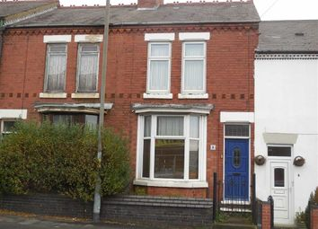 Thumbnail 2 bedroom terraced house for sale in Derby Road, Hinckley
