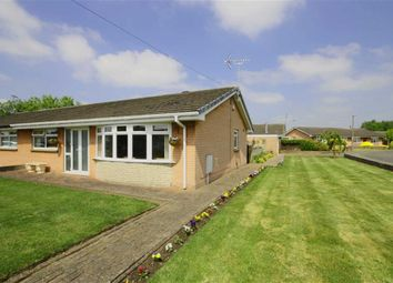 Thumbnail 2 bed semi-detached bungalow for sale in Blackstope Lane, Retford, Nottinghamshire