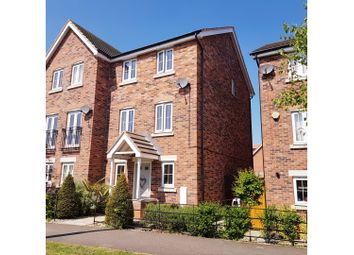 Thumbnail 4 bed semi-detached house for sale in Abbey Park Way, Crewe