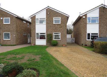 Thumbnail 4 bed detached house for sale in Barnstaple Close, Abington, Northampton