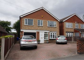 Thumbnail 4 bed detached house for sale in Stone Road, Trent Vale, Stoke-On-Trent