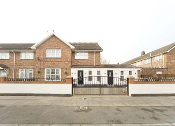 Thumbnail 3 bed end terrace house for sale in Moffatt Road, Hartlepool