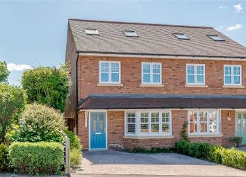 Thumbnail 4 bed semi-detached house for sale in Grove Avenue, Harpenden, Hertfordshire