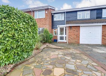 Thumbnail 3 bed terraced house for sale in Yarnacott, Shoeburyness, Southend-On-Sea