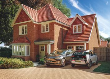 Thumbnail 2 bed detached house for sale in The Rana, Willowbrook, Elmbridge Road, Cranleigh, Surrey