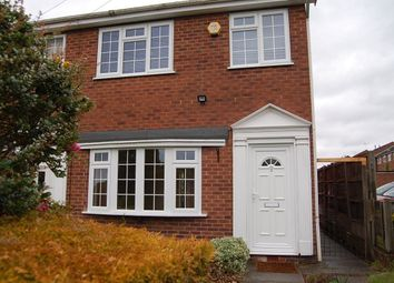 Thumbnail 3 bed terraced house to rent in Musters Road, Ruddington, Nottingham