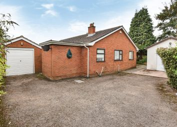 Thumbnail 3 bed detached bungalow for sale in St Owens Cross, Hereford