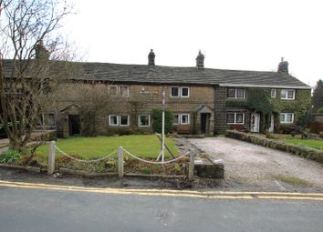Thumbnail 3 bedroom terraced house for sale in Lower Calderbrook, Littleborough, Greater Manchester