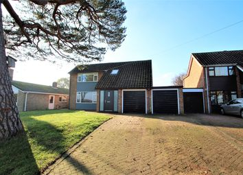 Thumbnail 3 bed detached house for sale in Church Lane, Henley, Ipswich, Suffolk