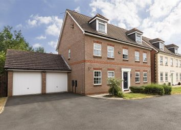 Thumbnail 5 bed detached house for sale in Pebworth Drive, Hatton, Warwick