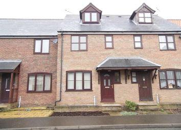 Thumbnail 3 bedroom town house for sale in Marshland Street, Terrington St. Clement, King's Lynn