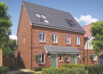 Thumbnail 3 bed semi-detached house for sale in Stanton Road, Shifnal