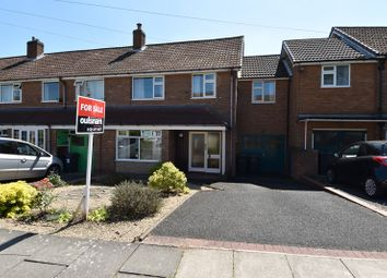 Thumbnail 4 bed terraced house for sale in Naunton Close, Selly Oak, Bournville Village Trust