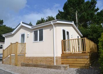 Thumbnail 1 bed mobile/park home for sale in Little Trelower Park, Trelowth