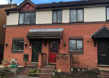 Thumbnail 2 bed terraced house for sale in Grissom Close, Stafford