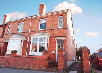 Thumbnail 3 bed terraced house for sale in Copthorne Road, Shrewsbury