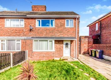 Thumbnail 3 bed semi-detached house for sale in Gullingwood Drive, Thrybergh, Rotherham
