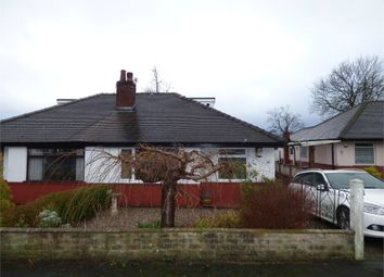 Thumbnail 1 bed semi-detached bungalow for sale in Ashton Close, Ashton-On-Ribble, Preston, Lancashire