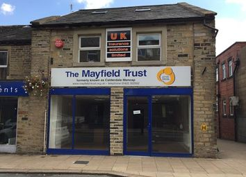 Thumbnail Retail premises to let in 233 King Cross Road, Halifax