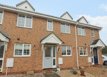 Thumbnail 2 bedroom terraced house for sale in Moat Way, Swavesey, Cambridge