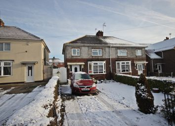 Thumbnail 4 bed semi-detached house for sale in Portland Road, Selston