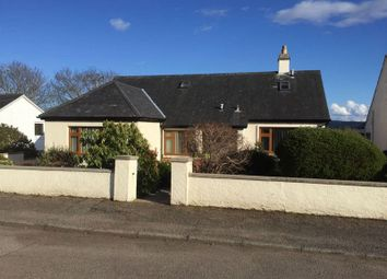 Thumbnail 4 bed property for sale in Woodlands Road, Dingwall