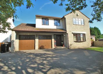 Thumbnail 4 bed detached house for sale in Wick Road, Bishop Sutton, Bristol