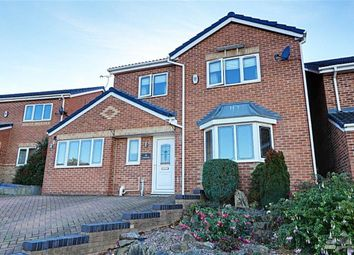 Thumbnail 4 bed detached house for sale in Pond Lane, New Tupton, Chesterfield, Derbyshire