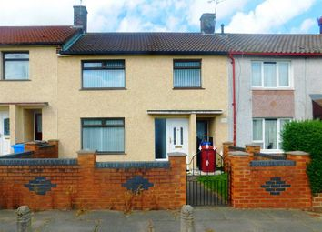 Thumbnail 3 bed terraced house for sale in Brook Hey Walk, Kirkby, Liverpool