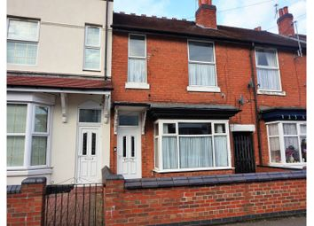 Thumbnail 3 bedroom terraced house for sale in Grange Road, Smethwick