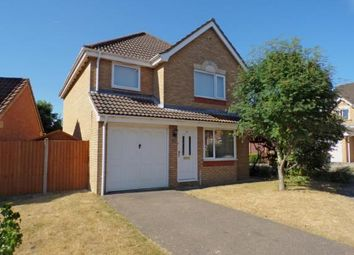 Thumbnail 4 bed detached house for sale in Horsford, Norwich, Norfolk
